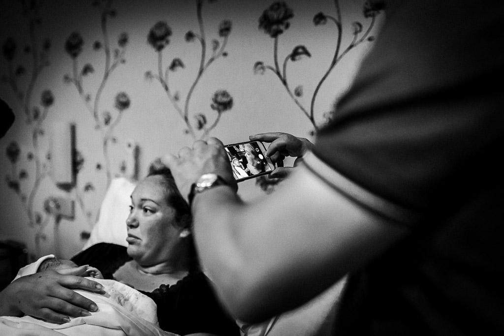 Geboortereportage Purmerend Sandrinos Geboortefotografie