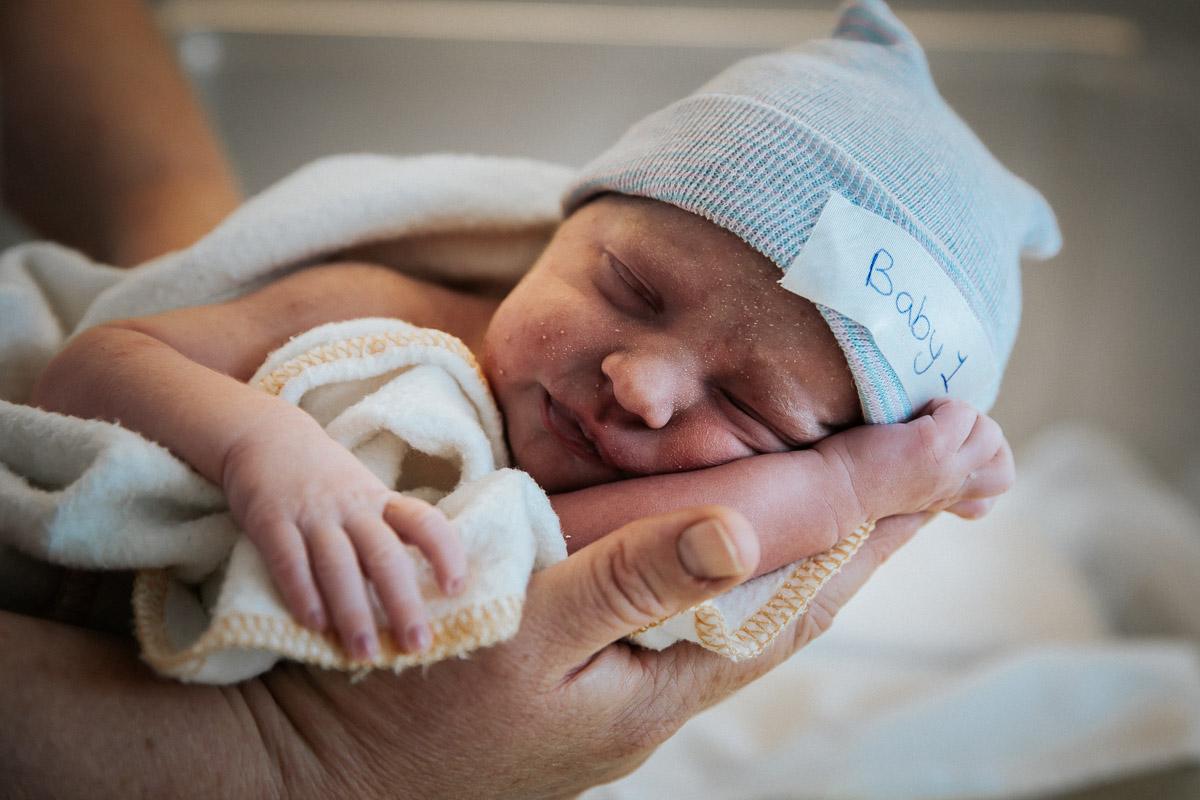 Geboortereportage Volendam
