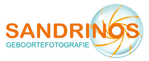 Sandrinos Geboortefotografie Logo
